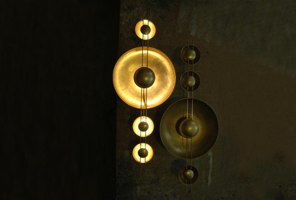 Crop circle - Galerie Negropontes