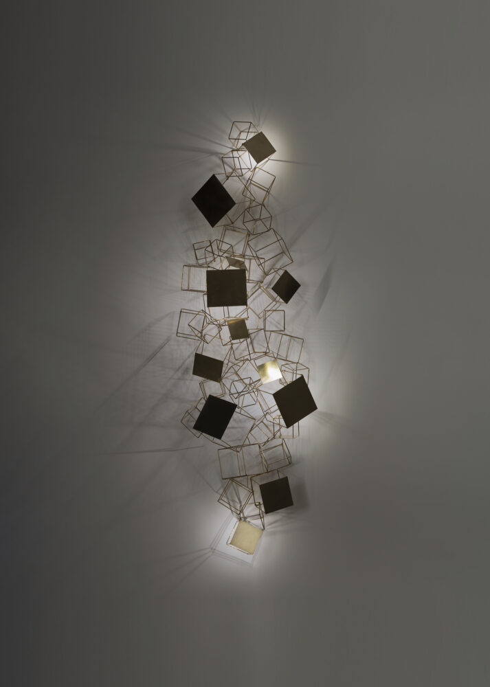 Cube - Galerie Negropontes