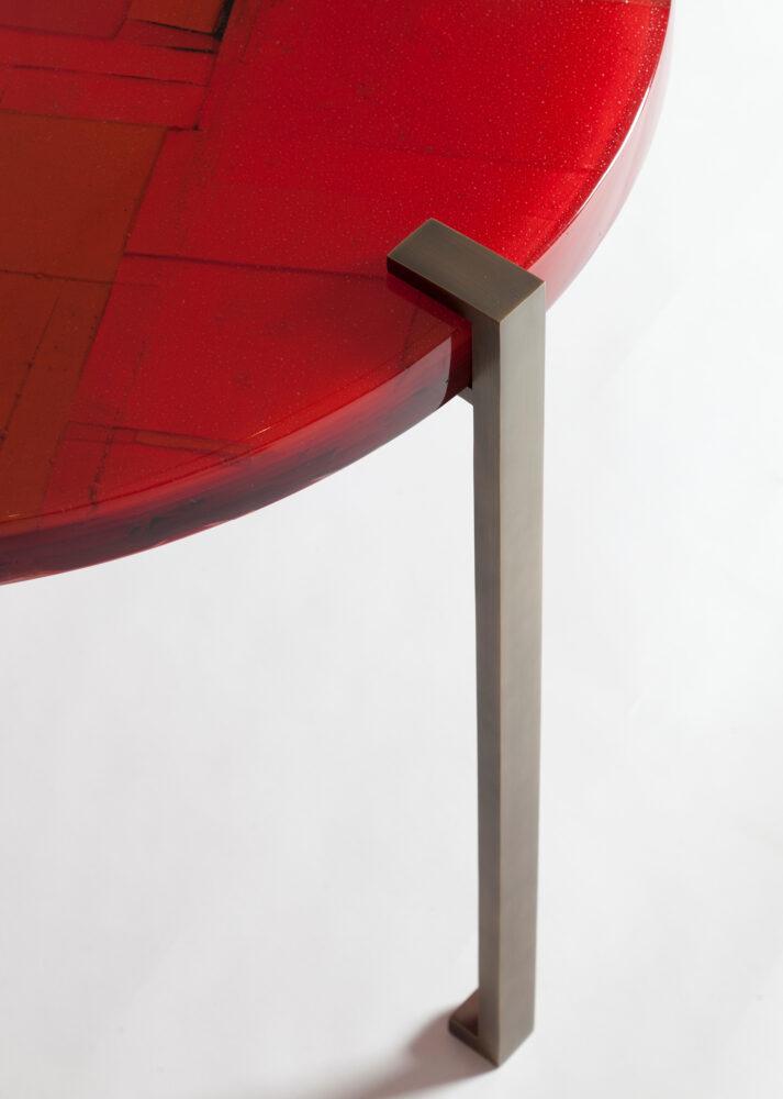 Gemme Red - Galerie Negropontes