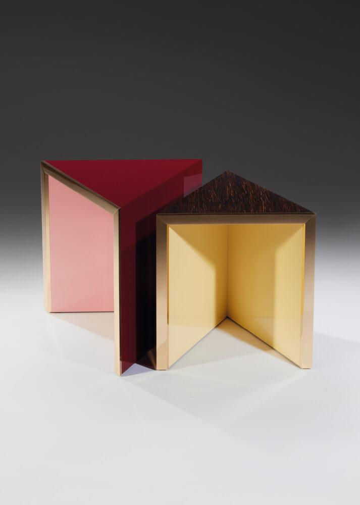 Prisme 1 & 2 - Galerie Negropontes