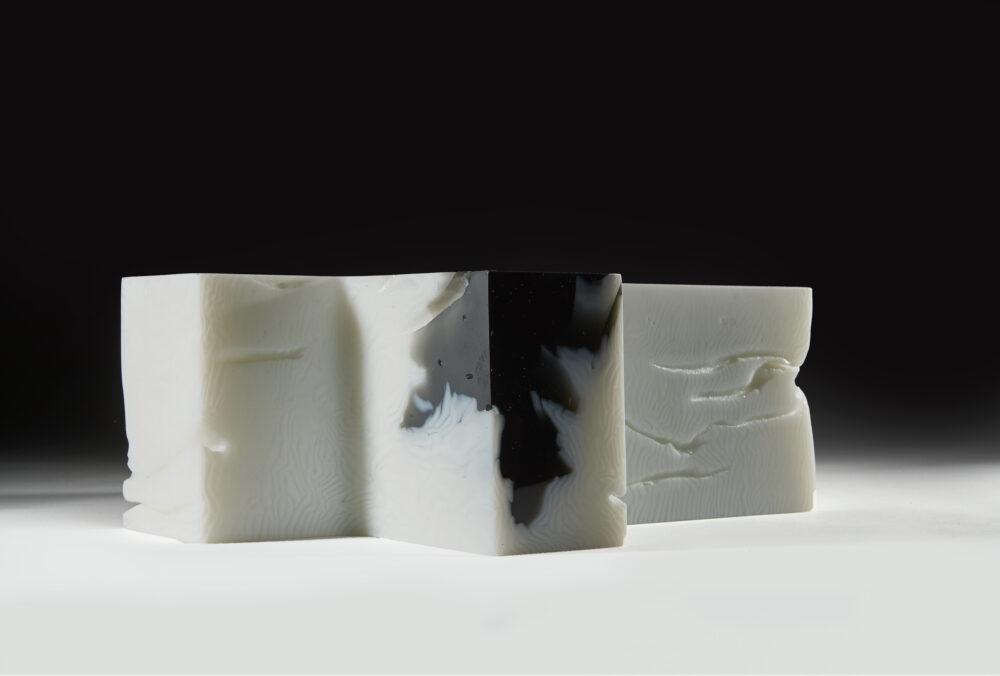 Tephra 1 & Tephra 2 - Galerie Negropontes