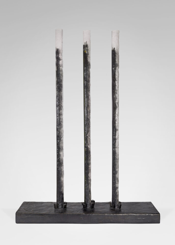 Traits essentiels - Galerie Negropontes