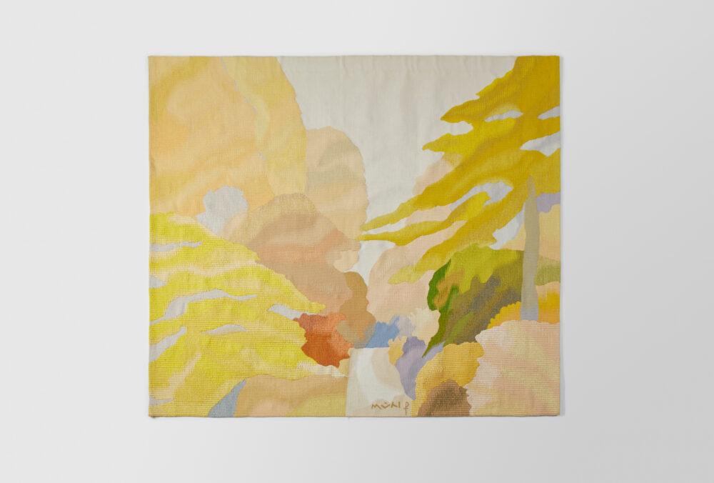 Forêt en automne - Galerie Negropontes