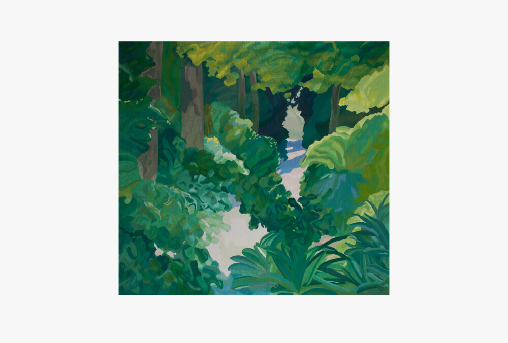 Chemin Forestier - Galerie Negropontes