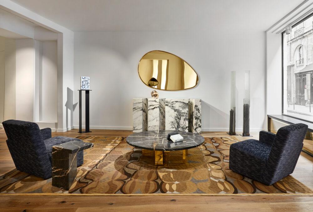 Contact - Galerie Negropontes