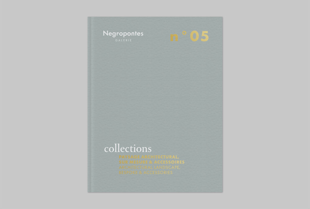 Paysage architectural - Galerie Negropontes