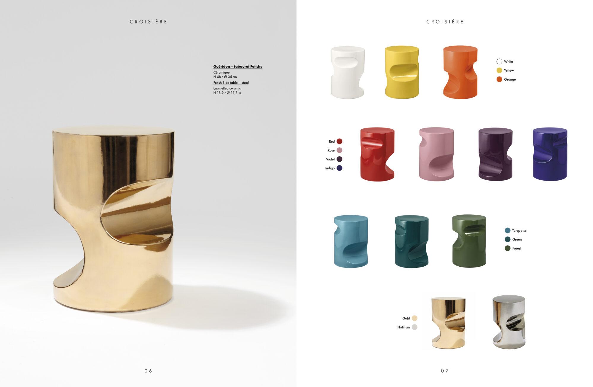 Croisière - Galerie Negropontes