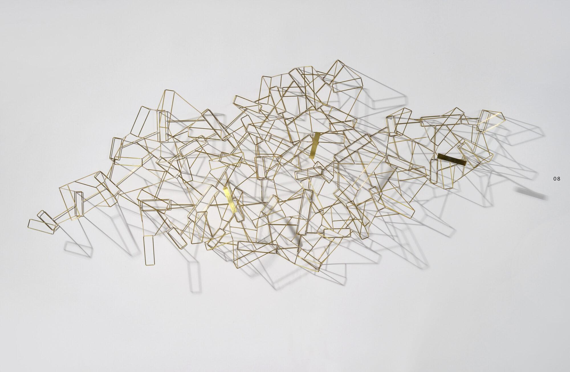 Éric de Dormael: Twenty Light Years - Galerie Negropontes