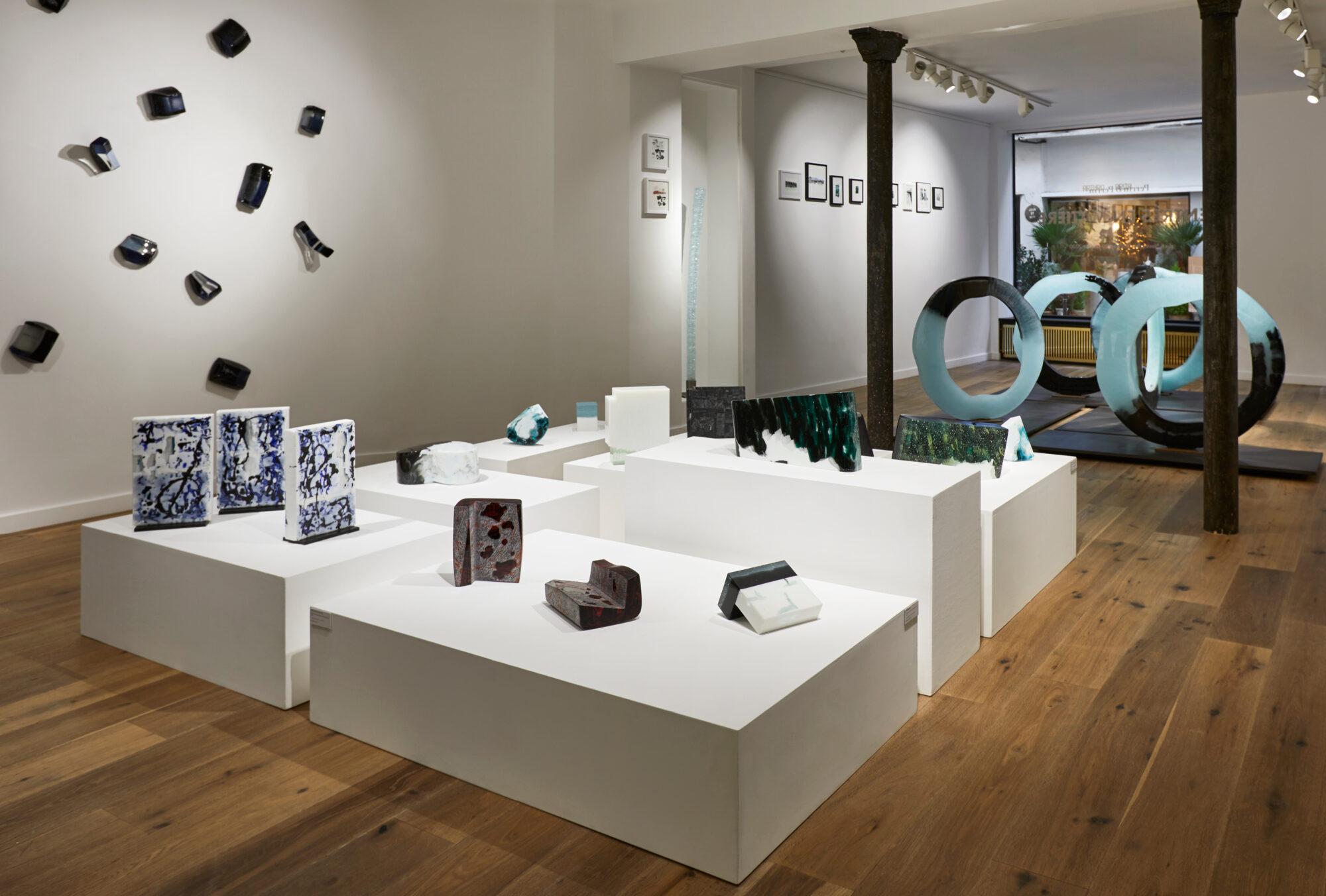 Entrée en matière - Galerie Negropontes