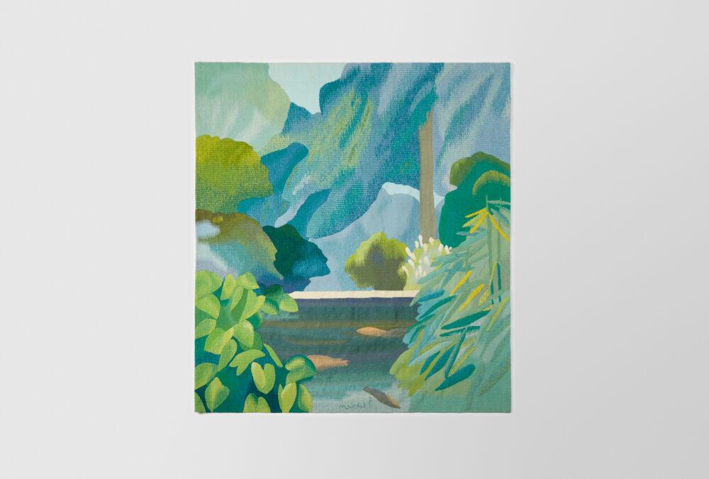 Le Bassin - Galerie Negropontes
