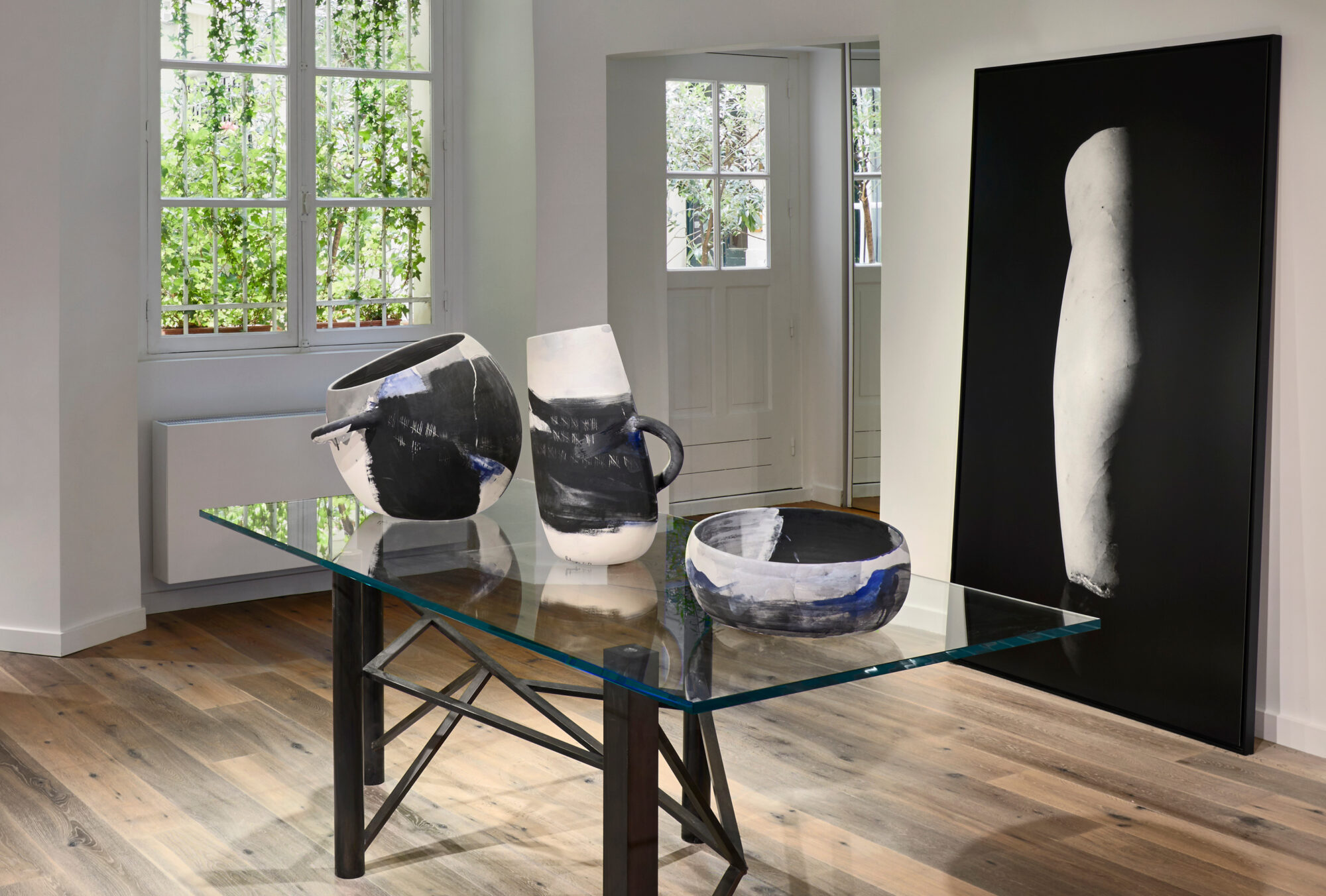 Seven Years of Reflection - Galerie Negropontes