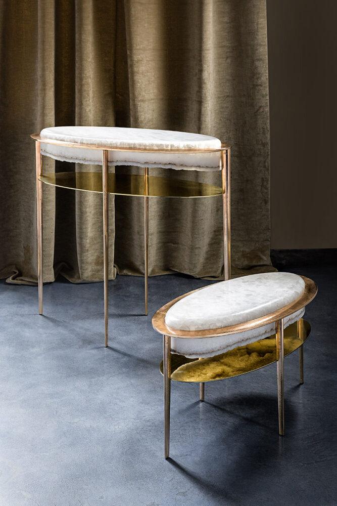 Cremino oval - Galerie Negropontes
